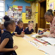A local school works to reduce risks for children with incarcerated parents