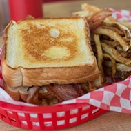 Dan's Ol' Time Diner doesn't serve breakfast, but it has perfected burgers