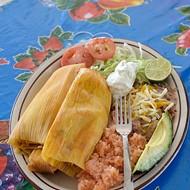 Gazedibles: Hot tamales