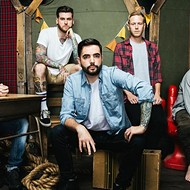 A Day to Remember guitarist Kevin Skaff is eager to return to OKC