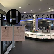 Food Briefs: The Harvey Cafe, Chefs' Feast and new restaurants