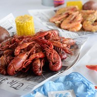 The Crawfish Pot offers Cajun favorites in an environment where it's okay to make a mess