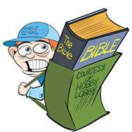 Chicken-Fried News: Hobby Bible Lobby