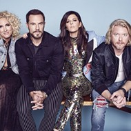 Little Big Town's Kimberly Schlapman talks Elton John, Taylor Swift and Reba McEntire as Colonel Sanders