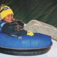 More than snow tubing, LifeShare WinterFest transforms Chickasaw Bricktown Ballpark into a winter wonderland