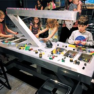 Science Museum Oklahoma opens up the possibilities of design in new exhibit <em>Kid Inventor</em>