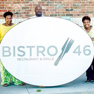 The Sunday soul food buffet at Bistro 46 is one of the tastiest deals in town