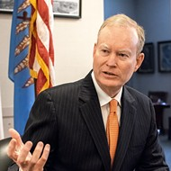 Cover: <em>Oklahoma Gazette</em> sizes up Mick Cornett's 14 years in office
