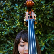 Taiwanese bassist Rei Wang transitioned from her classical training to jazz with a move to Oklahoma