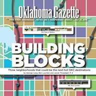 Next Issue: OKC's emerging districts