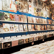 Guestroom Records carries thousands of new and used vinyl releases at its three locations.