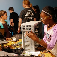 Last year's Tinkerfest set a single-day attendance record with more than 7,400 visitors to the museum.
