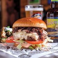 Burger celebration