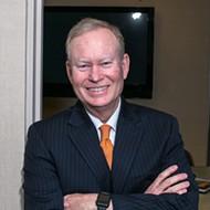 Mick Cornett, former mayor of Oklahoma City, published <i>The Next American City</i> with Jayson White in September.