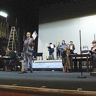 <i>It's a Wonderful Life: A Live Radio Play</i>, runs Nov. 23-Dec. 23 at The Pollard Theatre in Guthrie.