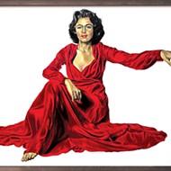 """The Red Dress (Dorothy Dandridge)"" by Robert Peterson"