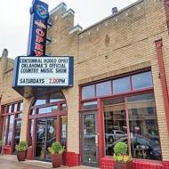 Rodeo Cinema is a finalist for ULI  Oklahoma's Boutique Development Award.
