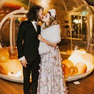 Coyne posted a wedding photo to his Instagram with the hashtag #ihavethegreatestlifethatcaneverbelivedandiamtheluckiesthumantoeverbeonearthmyfamilyisfirstmymusicissecondiamthird.