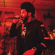 Christopher G. Acoff, AKA Original Flow, is working on a new album, which he describes as the sum total of everything he has experienced in his life from being a black child to growing up into a hip-hop artist.