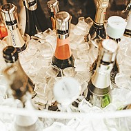 The Merret carries 15 varieties of champagne, in addition to <i>cava</i>, <i>prosecco</i> and domestic sparkling wines.