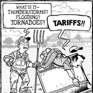 Cartoon: Tariffied
