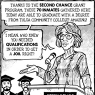 Cartoon: Betsy DeVos