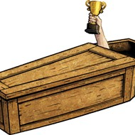 Chicken-Fried News: Coffin dwelling