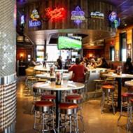 Razzoo's Cajun Cafe at Chisholm Creek in Oklahoma City.