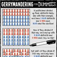 Cartoon: Gerrymandering for Dummies