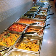 Items at Gopuram: Taste of India's buffet have expanded over the years.