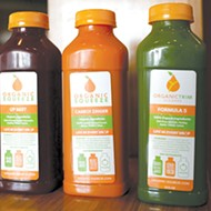 Cold-pressed juice offers more nutrients than store-bought, pasteurized juice.