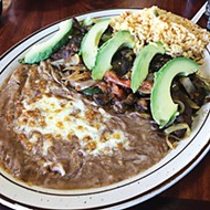 Taco Rico plate