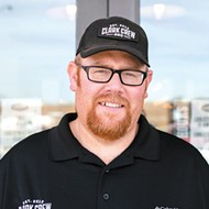 Travis Clark's Clark Crew has won more than 50 grand championships on the competition barbecue circuit.