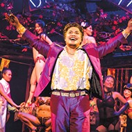 Red Concepción plays The Engineer in <i>Miss Saigon</i>.