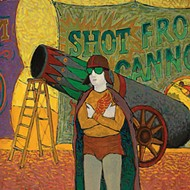 """Shot From a Cannon"" by O. Gail Poole"