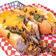 Cheesesteak commitment