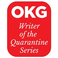 Writer of the Quarantine: Rachel Leonard