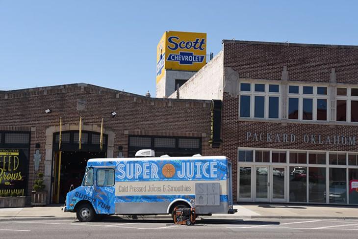 Super Juice Mark Hancock / File)