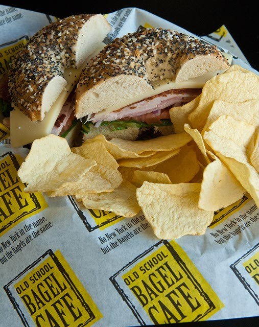 The Sooner Club at Old School Bagel Cafe (Mark Hancock)