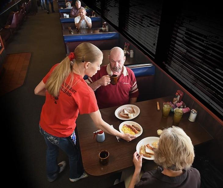 Perry's Restaurant (Mark Hancock)