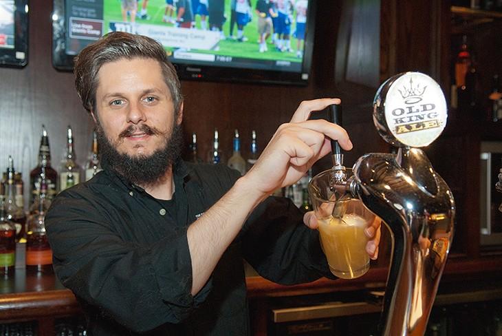 Kolsch Old King Ale (Mark Hancock)