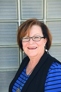 Susan Hogan (Mark Hancock)