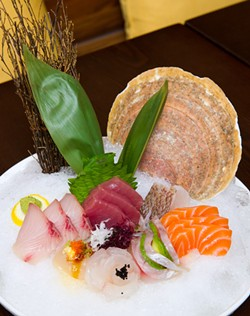 Tsubaki Sushi and Hibachi (Shannon Cornman)