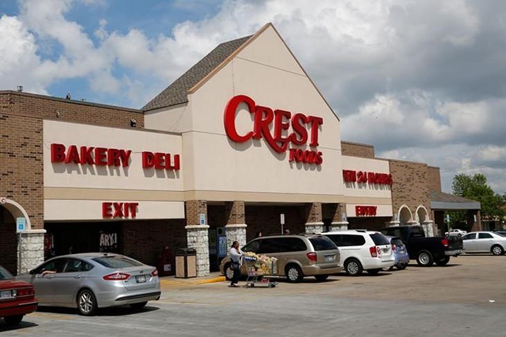 Crest Foods in Oklahoma City, Thursday, April 16, 2015. - GARETT FISBECK
