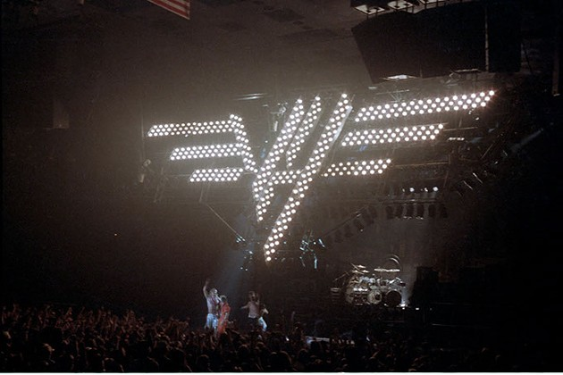 The Fair Warning Tour at Lloyd Noble Center in 1981. (Ronnie Green / Provided)
