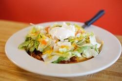 Indian taco (Garett Fisbeck)
