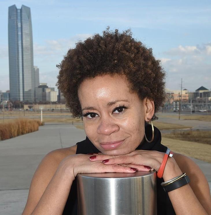 Catherine Anadu (Mark Hancock)