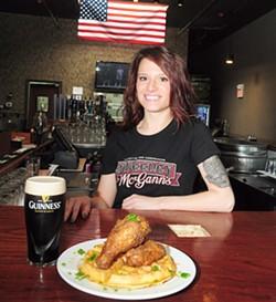 Sweeney McGann's Irish-American bar in Edmond, Oklahoma. (Lauren Hamilton)