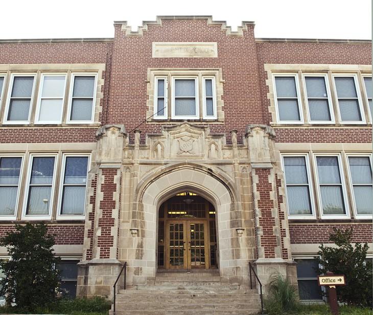 Edgemere Elementary School - MARK HANCOCK