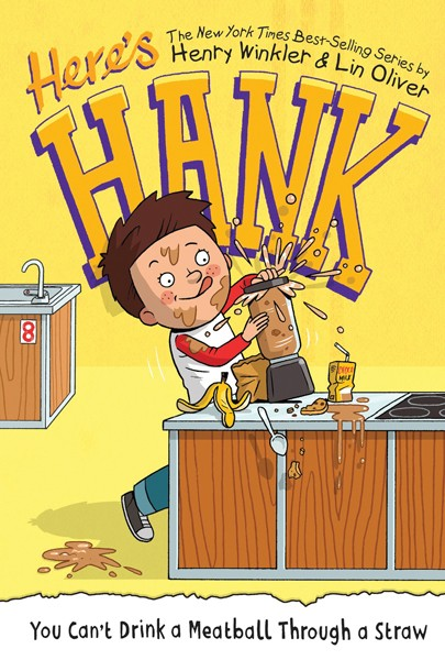 Here's Hank: You Can't Drinka a Meatball Through a Straw - PENGUIN RANDOM HOUSE / PROVIDED